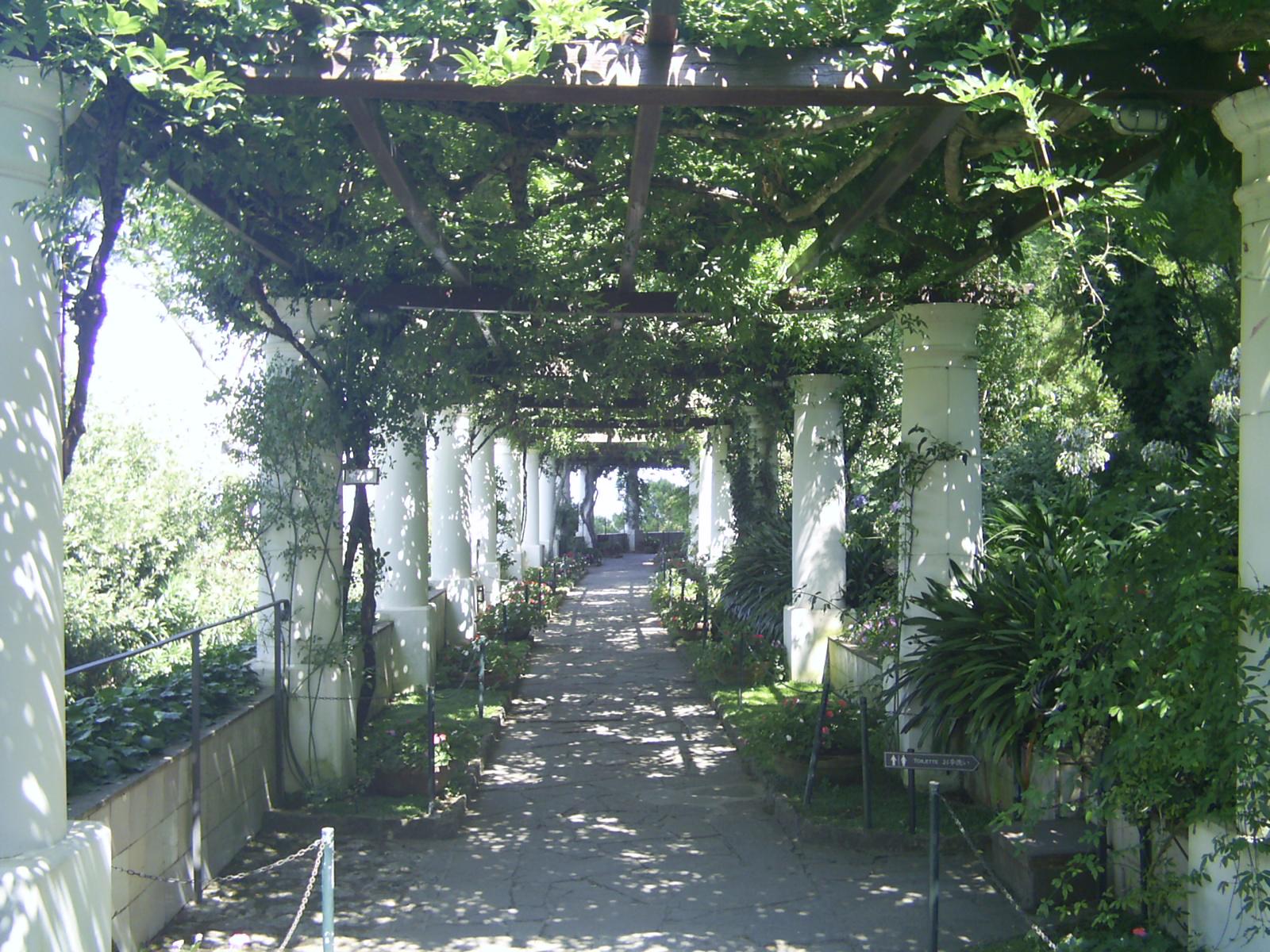 Jardins italiens for Jardin villa san gaspar